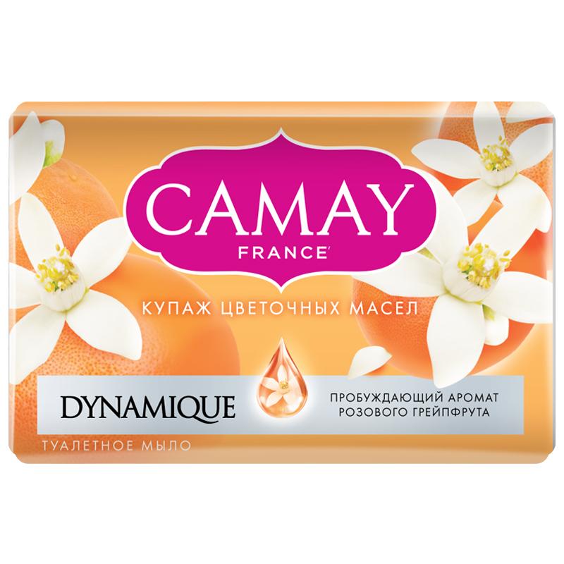 туалетное мыло Camay Dynamique