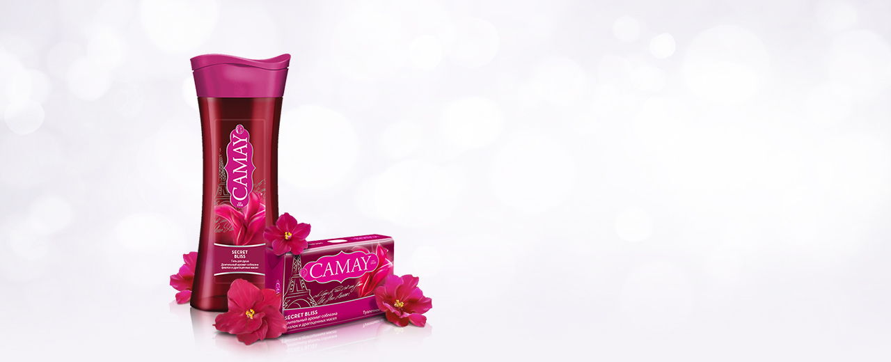 КОЛЛЕКЦИЯ CAMAY Secret Bliss